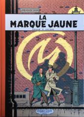 Blake et Mortimer -6TL- La Marque jaune