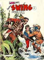 Capt'ain Swing! (1re série) -151- Le mystère de Zerbine