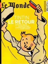Tintin - Divers -HS2- Tintin - le retour