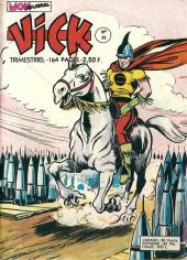 Vick -39- Rock Vanguard - La planète errante