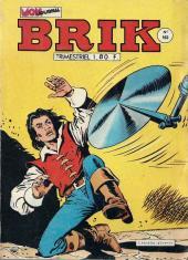 Brik (Mon journal) -162- Toujours plus fort