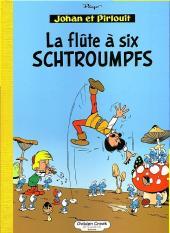 Johan et Pirlouit -9TL- La Flûte à six schtroumpfs