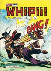 Whipii ! (Panter Black, Whipee ! puis) -55- Le ranchero