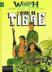 Largo Winch -8- L'heure du tigre