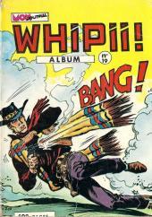 Whipii ! (Panter Black, Whipee ! puis) -Rec19- Album N°19 (du n°53 au n°55)