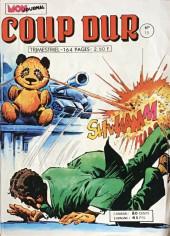 Coup dur -15- Département zéro - Les jouets du destin