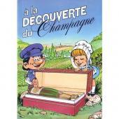 À la découverte du Champagne -Pub- À la découverte du Champage