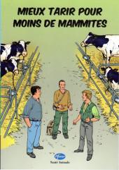 Mieux tarir pour moins de mammites - Tome Pub