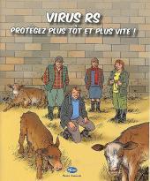 Virus RS - protégez plus tôt et plus vite ! - Tome Pub