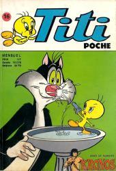 Titi (Poche) -16- Le... bec enfariné !