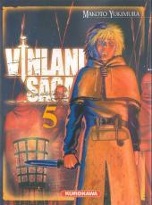 Vinland Saga -5- Tome 5