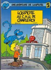 Une aventure de Loupiote - Loupiote au C.H.U. de Charleroi