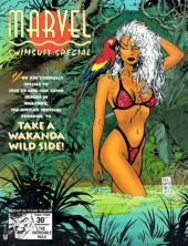Marvel Swimsuit Special (1992) -1- Take a wakanda wild side!