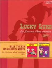 Lucky Luke - Les Dessous d'une création (Atlas) -3- Billy the Kid / Les Collines Noires