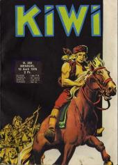 Kiwi -252- Le diable boiteux