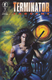 Terminator: Endgame (1992) -2- Issue #2