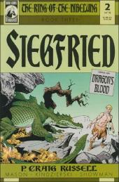 Ring of the Nibelung (The) (2002) -10- Book Three: Siegfried Chapter Three