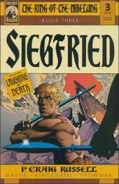 Ring of the Nibelung (The) (2002) -9- Book Three: Siegfried Chapter Two