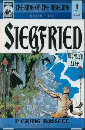 Ring of the Nibelung (The) (2002) -8- Book Three: Siegfried Chapter One