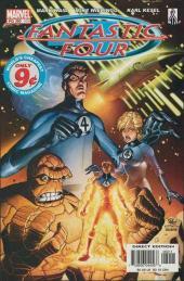 Fantastic Four Vol.3 (Marvel comics - 1998) -60489- Inside out