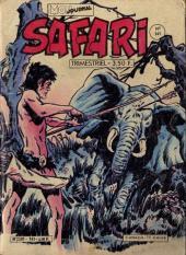 Safari (Mon Journal) -141- Le vétéran de la forêt