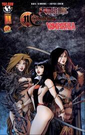 Witchblade/Magdalena/Vampirella (2004) -1VC- Witchblade/Magdalena/Vampirella