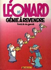 Léonard -16- Génie à revendre