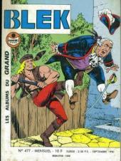 Blek (Les albums du Grand) -477- Numéro 477