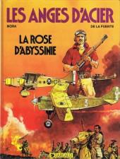 Les anges d'acier -3- La rose d'Abyssinie