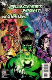 Blackest Night (2009) -6- Blackest night