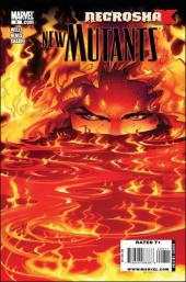 New Mutants (2009) -8- Necrosha part 3