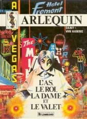 Arlequin -2- L'as, le roi, la dame et le valet