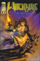 Witchblade (1995) -1- The saga begins