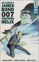 James Bond 007: Shattered Helix (Dark Horse - 1994) -1- The greenhouse effect