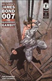 James Bond 007: The Quasimodo Gambit (Dark Horse - 1995) -3- Book three