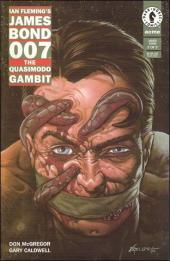 James Bond 007: The Quasimodo Gambit (Dark Horse - 1995) -2- Book two