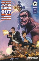James Bond 007: The Quasimodo Gambit (Dark Horse - 1995) -1- Book one