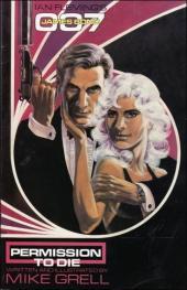 James Bond: Permission To Die (Eclipse - 1989) -1- Book one