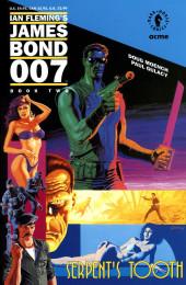 James Bond: Serpent's Tooth (Dark Horse - 1992) -2- Blooded in eden