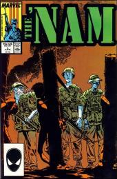 'Nam (The) (Marvel - 1986) -5- Humpin' the boonies