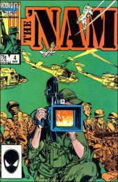 'Nam (The) (Marvel - 1986) -4- Six o'clock news