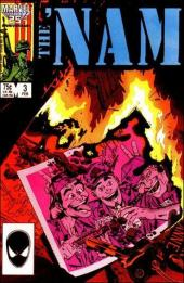 'Nam (The) (Marvel - 1986) -3- Three day pass