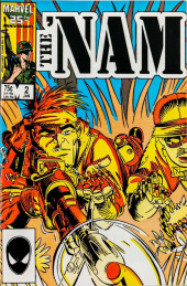 'Nam (The) (Marvel - 1986) -2- Dust off