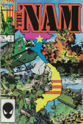 'Nam (The) (Marvel - 1986) -1- First patrol