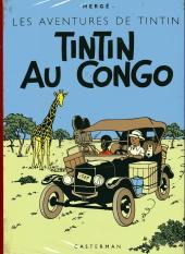 Tintin (Historique) -2B04- Tintin au Congo