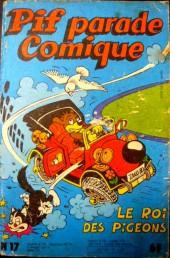 Pif Parade Comique -17- Le roi des pigeons