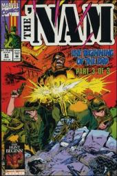 Nam (The) (1986) -81- Tet : the beginning of the end part 3 : streets of blood