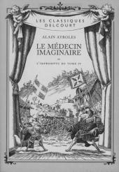 De Cape et de Crocs -HS1- Le médecin imaginaire ou l'impromptu du tome IV