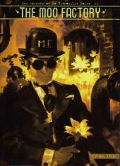 Les carnets de la Grenouille Noire -1- The Moo factory