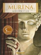 Murena -1ES2- La pourpre et l'or